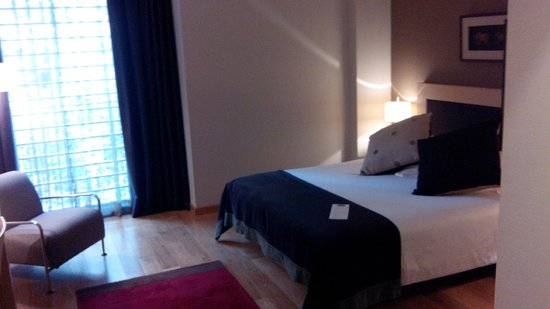 Villa Emilia: chambre