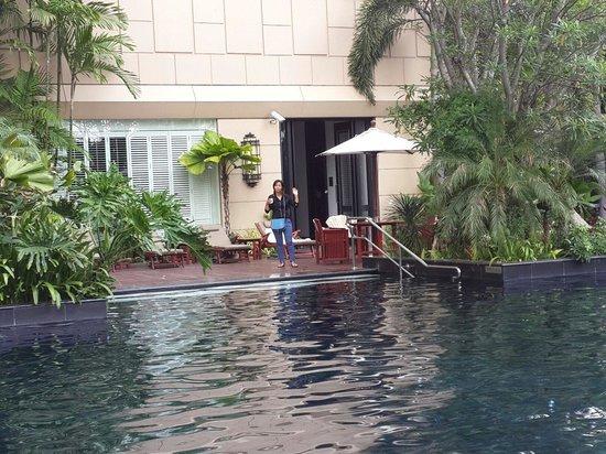 Grande Centre Point Hotel Ratchadamri: Pool