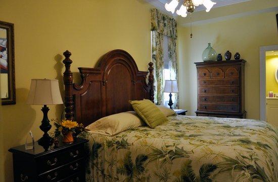 R&B Bed and Breakfast: Reggae Room (Room 3)
