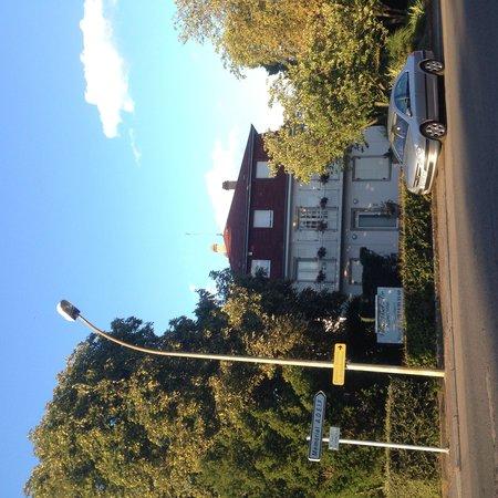 Hotel la Diligence : Villa
