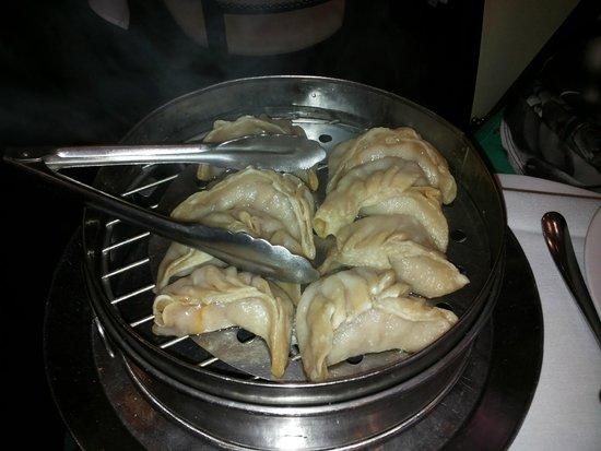 Peking Duck House: Los excepcionales dumpling