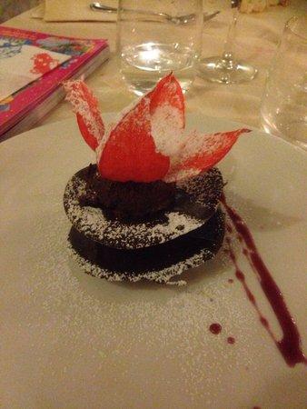 Refectorium: Dolce al cioccolato