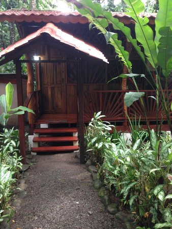 Tierra de Suenos Lodge: My Bungalow!