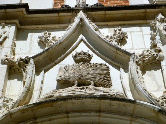 Chateau Royal de Blois : The Porcupine