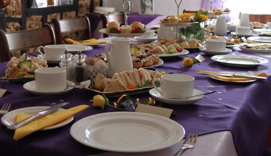The Old Bakehouse: Afternoon tea function