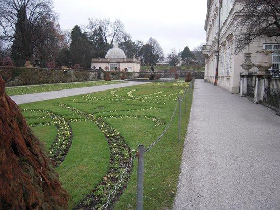 Palais et jardins de Mirabell : 美しい庭園