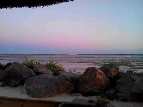 Photo coucher de soleil camping au port punay - Camping au port punay chatelaillon plage ...
