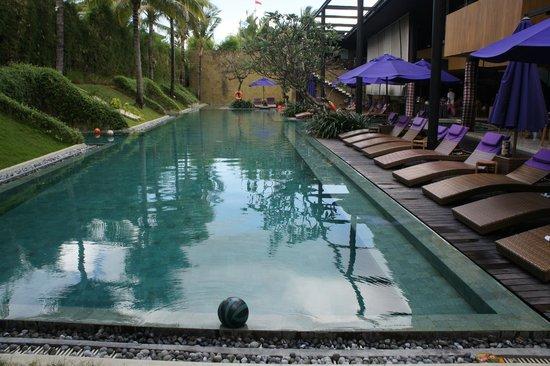Taum Resort Bali: Belle piscine chauffée comme il faut