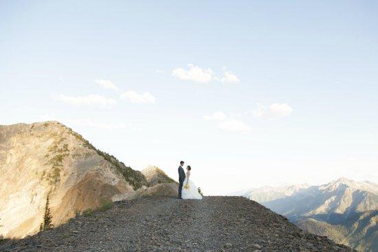 Kicking Horse Mountain Resort: Kicking Horse Wedding