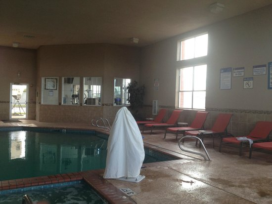 BEST WESTERN PLUS Lubbock Windsor Inn & Suites: piscina