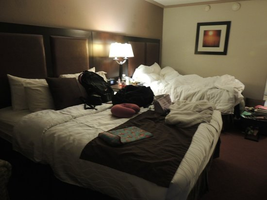 BEST WESTERN PLUS Lubbock Windsor Inn: quarto