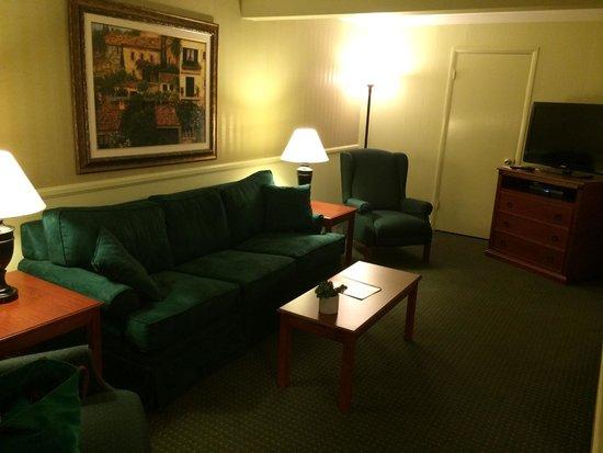 Brisas Del Mar, Inn At The Beach : Living room