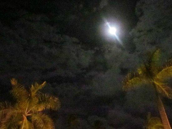 Secrets Royal Beach Punta Cana: beautiful sky