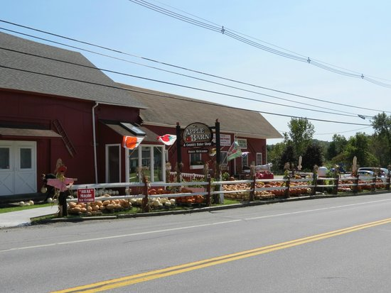 Apple Barn Country Bake Shop
