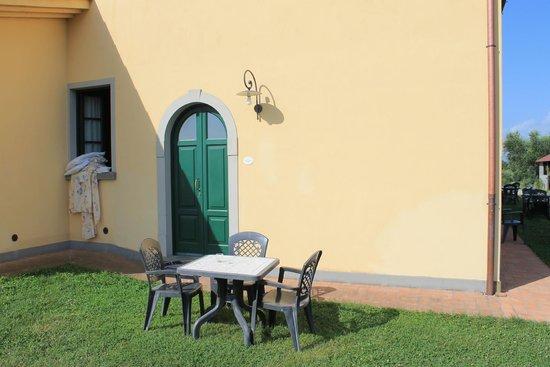 Musignano Azienda Agricola: Porta di ingresso alla camera