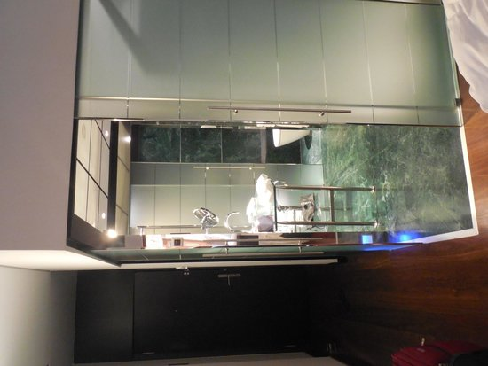 Hilton Madrid Airport: Shoji Screens Open