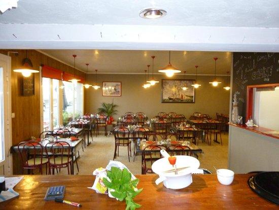 Veulettes-sur-Mer, France: salle de 54  places