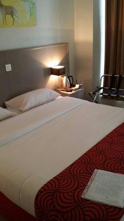 Cœur de City Hotel Bordeaux Clemenceau by HappyCulture : double room