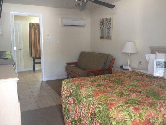 Madison Avenue Beach Club Motel: room no 7