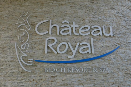 Chateau Royal Beach Resort and Spa : Welcome!