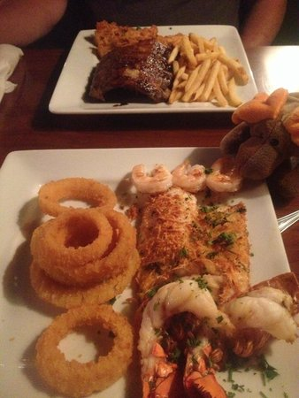 Ruby Tuesday: Great meals!