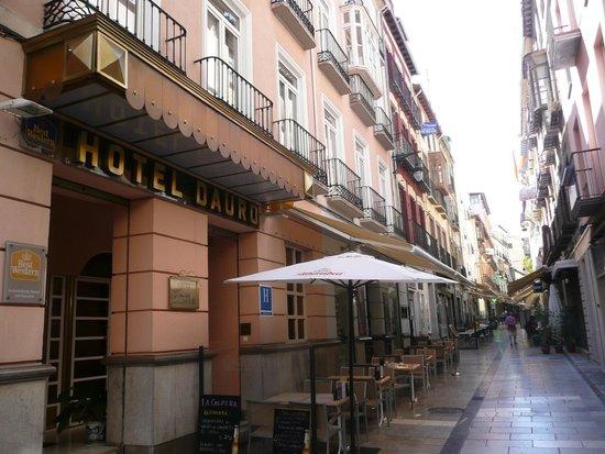 hotel best western dauro ii de granada: