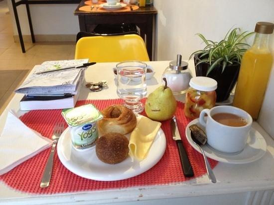 Querido B&B : Lovely breakfast at Querido!