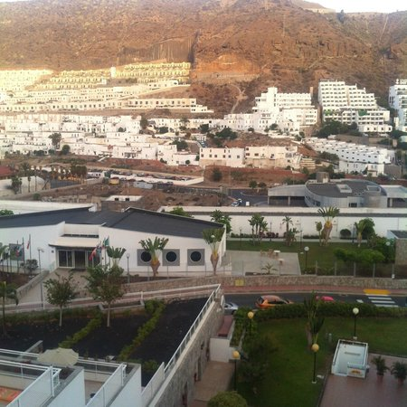 Hotel Servatur Terrazamar Suite & Sun Suite : view