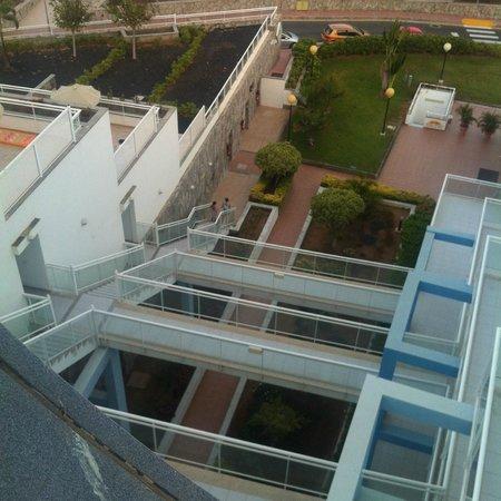 Hotel Servatur Terrazamar Suite & Sun Suite : VIEWS