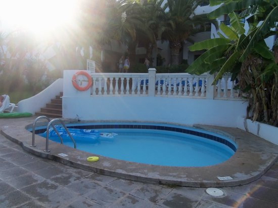 Aparthotel Holiday Center: Picture of Baby Pool