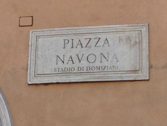Hotel Navona: Location
