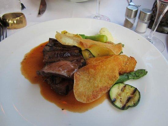 Amsterdam Jewel Cruises: Beef