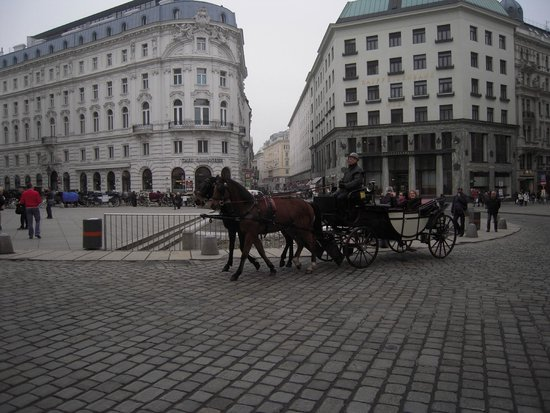 Historic Center of Vienna: Fiaker