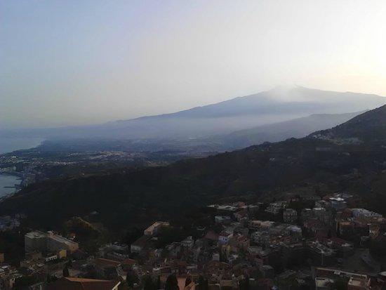 Al Saraceno : la plus belle vue de sicile