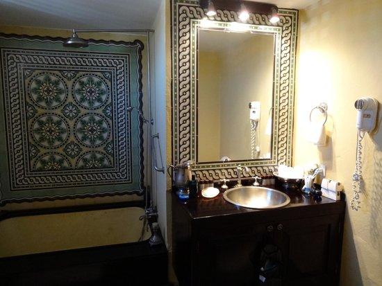 San Pedro Hotel Spa: Baño