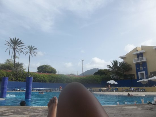 Hesperia Playa El Agua: relax
