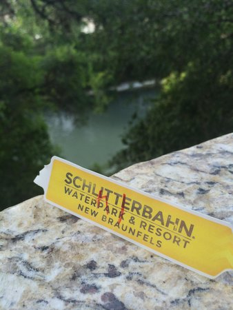 The Resort at Schlitterbahn: View from 1421 loft