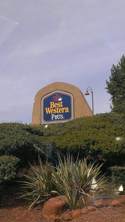 BEST WESTERN PLUS Inn of Sedona: Say to leave the Sedona Best Western!