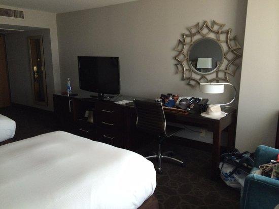 Hilton Arlington: Habitación