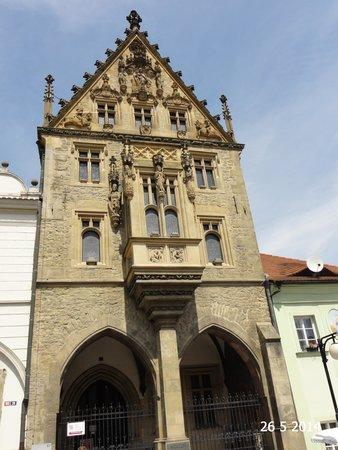 Gothic Stone House (Kamenny dum): The Stony House