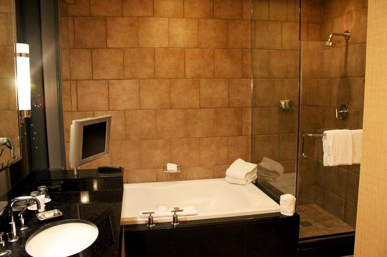 Palms Casino Resort: Salon Suite - bathroom WOW!!!