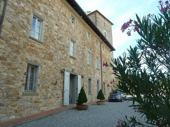 Borgo Scopeto Relais: Hotel rooms
