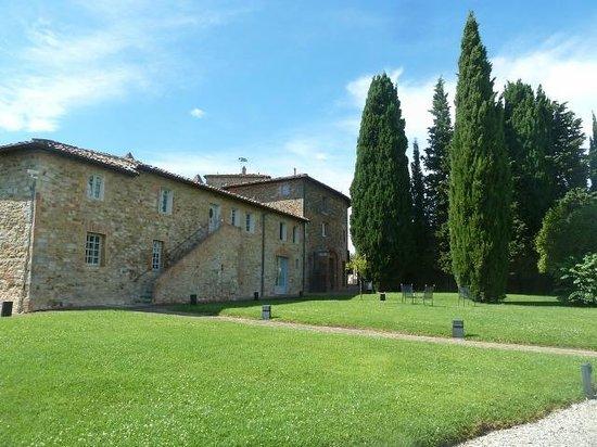 Borgo Scopeto Relais: General hotel buildings