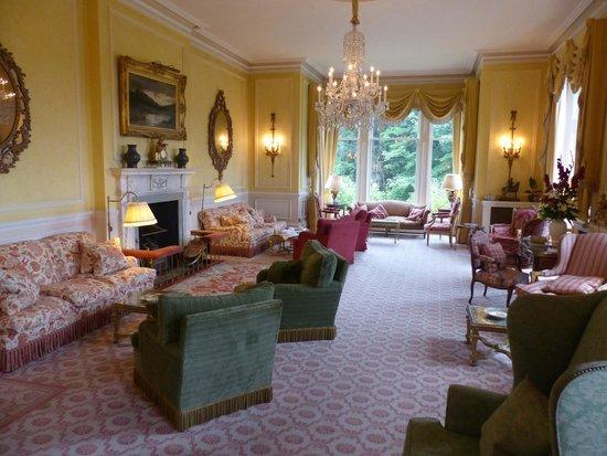 Inverlochy Castle Hotel : Lobby
