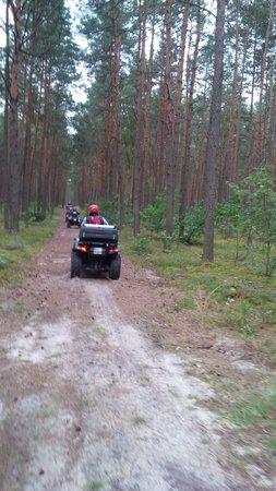Adventure Warsaw: ATV Quad Adrenaline Tour