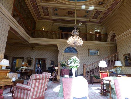 Inverlochy Castle Hotel : Lounge