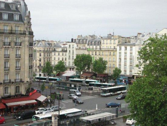 Kyriad Paris 10 - Gare De L'Est: vista