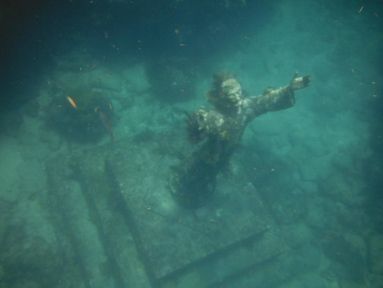 Keys Diver Snorkel & Scuba: Christ of the Abyss