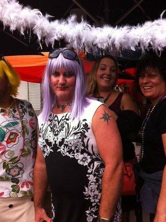 Commercial Street : Drag Brunch, Carnival 2014 F