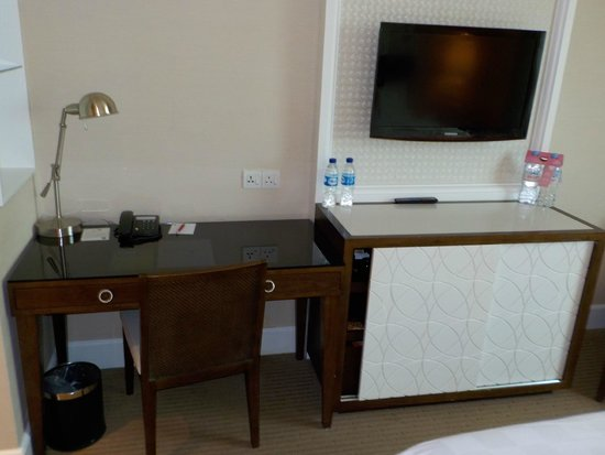 Rendezvous Hotel Singapore by Far East Hospitality: Room1